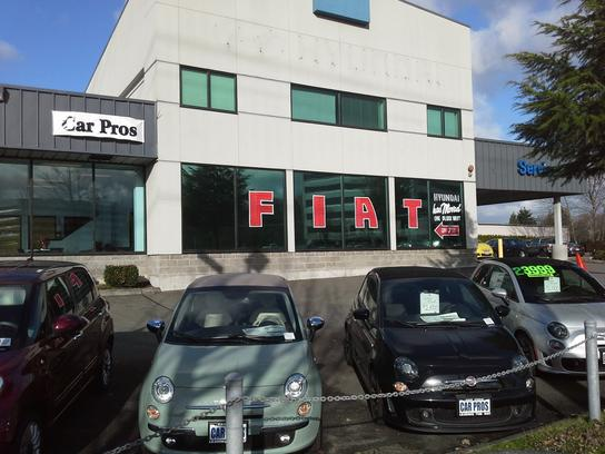 Car Pros FIAT and Alfa Romeo of Seattle 3