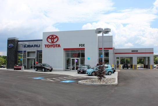 Toyota Dealers Rochester Ny >> Fox Toyota Scion Subaru : Auburn, NY 13021 Car Dealership ...
