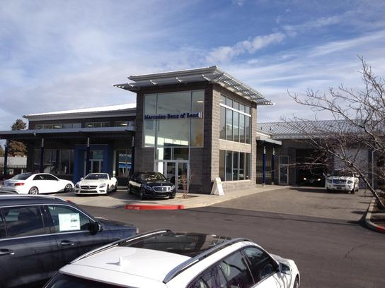 Mercedes benz of bend bend or 97702 car dealership and for Mercedes benz of bend
