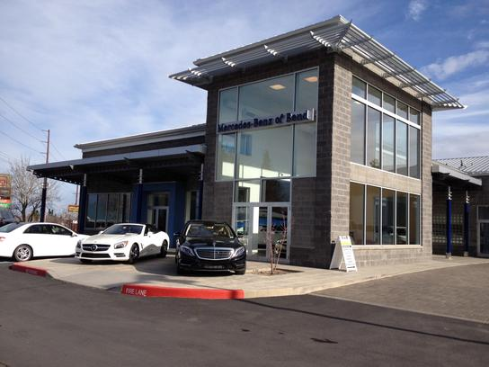 mercedes benz of bend car dealership in bend or 97702