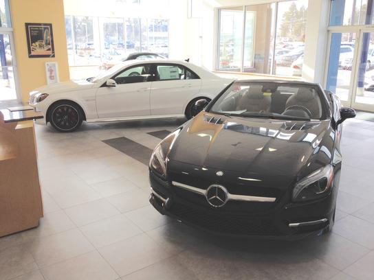Mercedes benz of bend car dealership in bend or 97702 for Mercedes benz south bend
