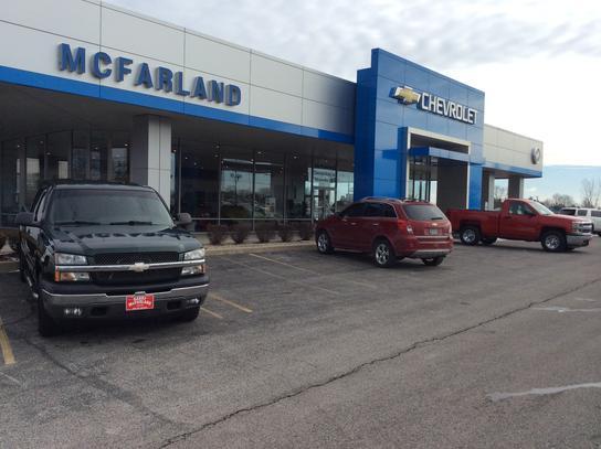 McFarland Chevrolet Buick Inc