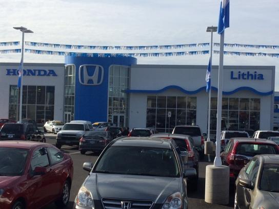 Lithia honda of medford medford or 97504 car dealership for Lithia motors used cars