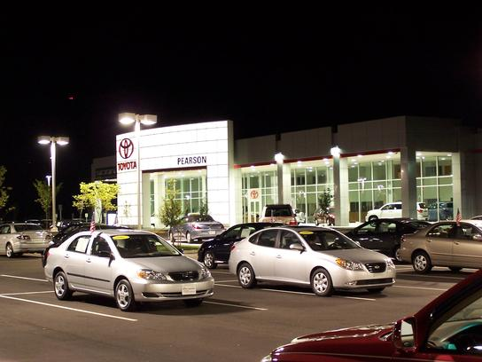 pearson toyota car dealership in newport news va 23608 kelley blue book. Black Bedroom Furniture Sets. Home Design Ideas