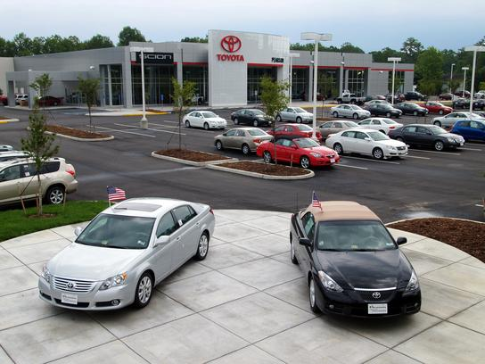 Used Car Dealership In Newport News Va Pearson Toyota