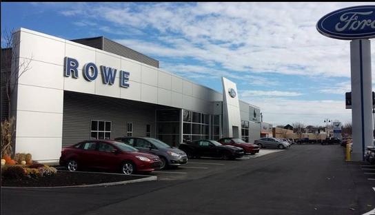 Rowe Westbrook Ford & Rowe Westbrook Ford : WESTBROOK ME 04092-4791 Car Dealership and ... markmcfarlin.com