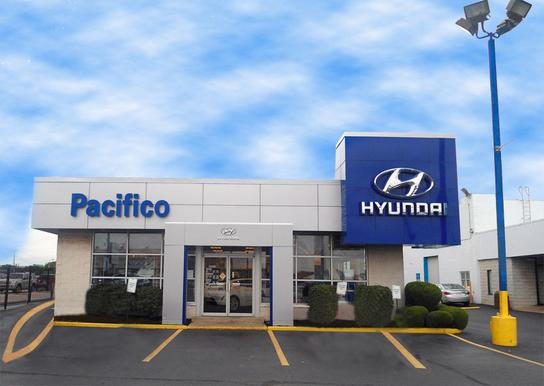Pacifico Car Dealership