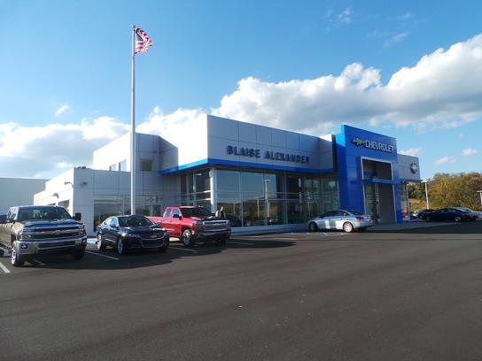Blaise Alexander Chevy Muncy Pa >> Blaise Alexander Chevrolet Buick Muncy Pa 17754 Car Dealership