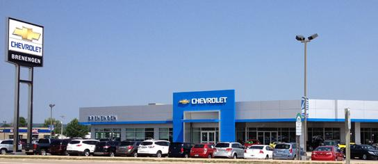 Brenengen Chevrolet of West Salem