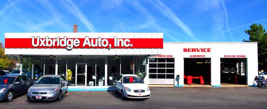 Uxbridge Auto Inc.