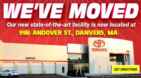 ira toyota of danvers   danvers  ma 01923 car dealership  and auto financing