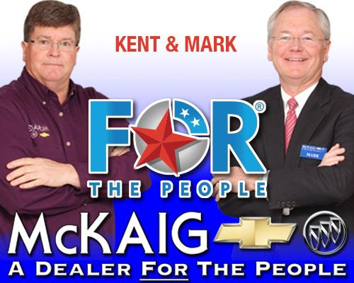 Dealer For The People >> Mckaig Chevrolet Buick A Dealer For The People Gladewater Tx