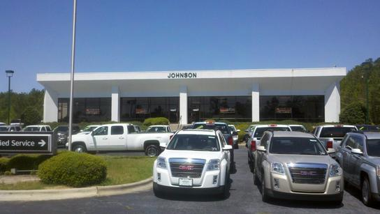 johnson motor company of south carolina graniteville sc