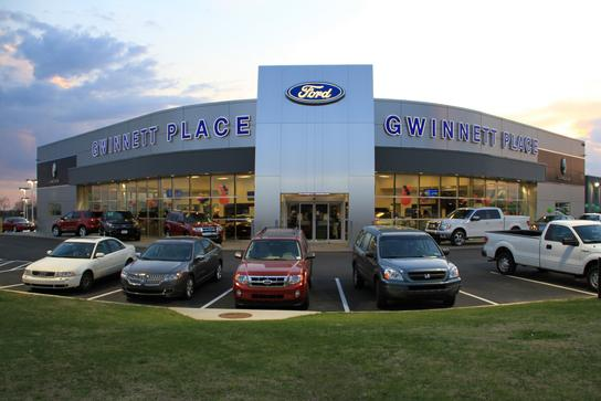 Gwinnett Place Ford