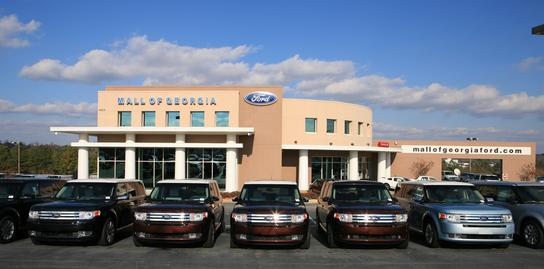 Mall of Georgia Ford : Buford, GA 30518 Car Dealership, and Auto ...