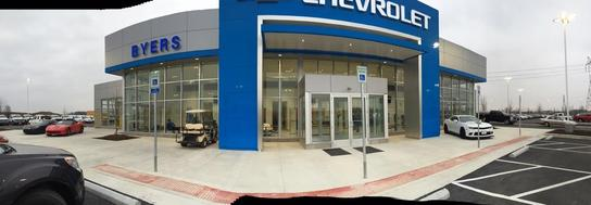 Byers Chevrolet Grove City LLC 1