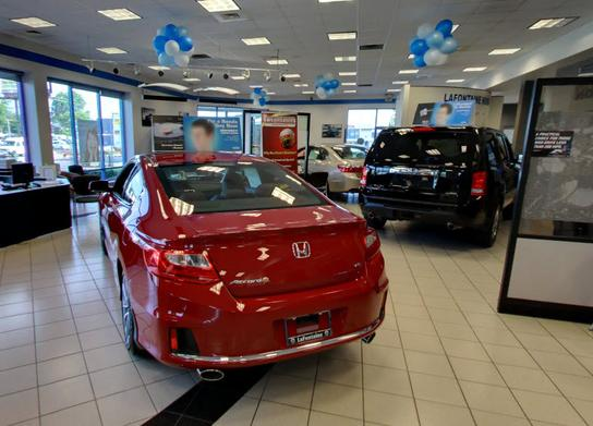 lafontaine honda dearborn mi 48124 car dealership and
