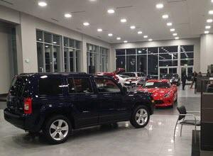 Suburban Chrysler Dodge Jeep RAM of Farmington Hills 3