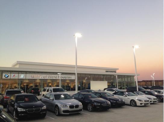 Bmw Car Dealership Houston Tx
