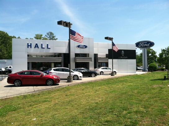 Hall Ford Lincoln Newport News