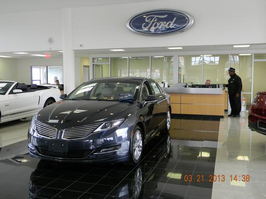 Hall Ford Lincoln Newport News 3