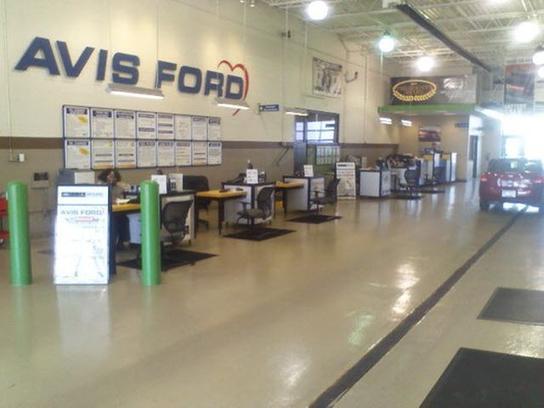 Avis Ford Southfield Mi 48034 Car Dealership And Auto