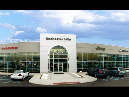 rochester hills chrysler jeep dodge car dealership in rochester hills. Cars Review. Best American Auto & Cars Review