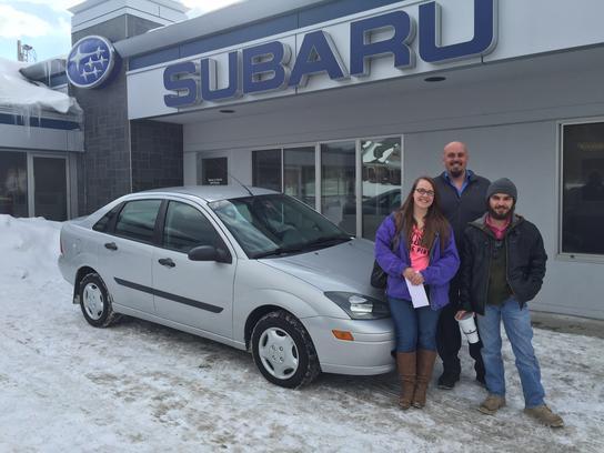 Kinney Motors Subaru Vw Rutland Vt 05701 Car Dealership