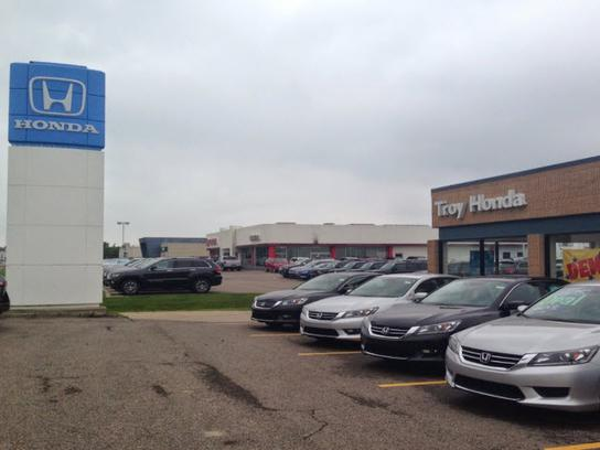 troy honda car dealership in troy mi 48084 4617 kelley