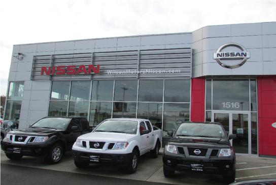 wilson motors nissan bellingham wa 98226 car dealership