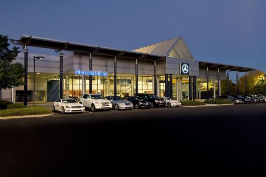 The Mercedes Benz Center At Keeler Motor Car Company Car