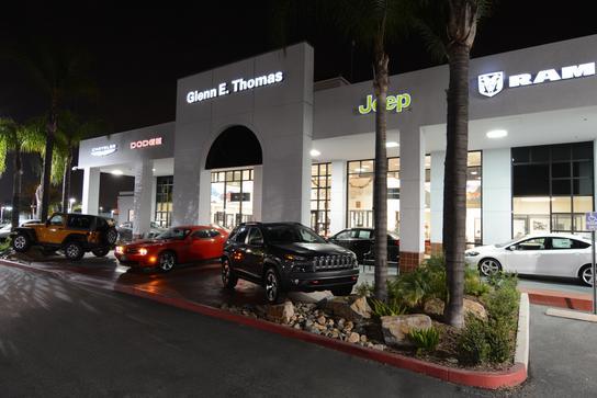 Glenn E Thomas Dodge Chrysler Jeep Signal Hill CA Car - Dodge chrysler dealer