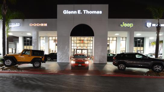 Glenn E Thomas Dodge Chrysler Jeep Car Dealership In