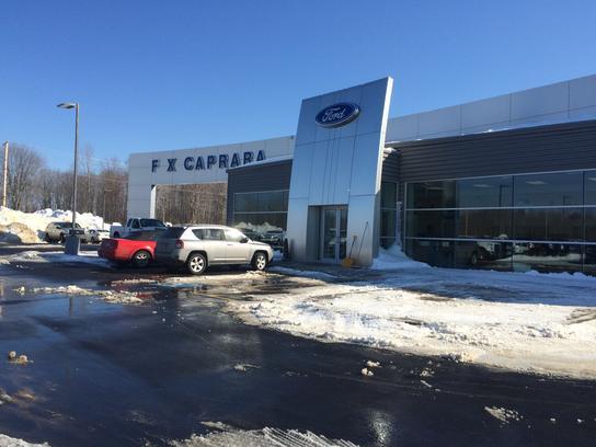 Fx Caprara Ford >> FX Caprara Ford Inc : Pulaski, NY 13142 Car Dealership ...