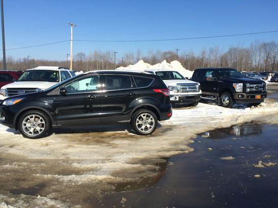 Fx Caprara Ford Inc Pulaski Ny 13142 Car Dealership And Auto
