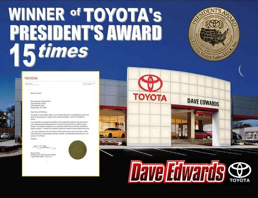 Dave Edwards Toyota