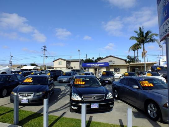 Hawthorne Motors Pre Owned Car Dealership In Lawndale Ca