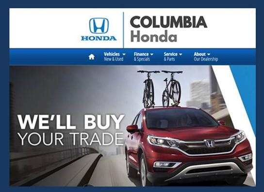 columbia honda columbia mo 65202 2325 car dealership and auto financing autotrader. Black Bedroom Furniture Sets. Home Design Ideas
