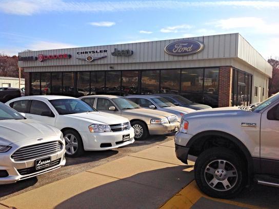 Larson motors inc nebraska city ne 68410 car dealership for Larson motors used cars