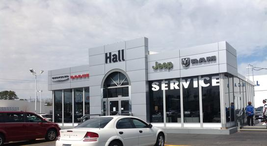 Hall Chrysler Dodge Jeep RAM Chesapeake 2