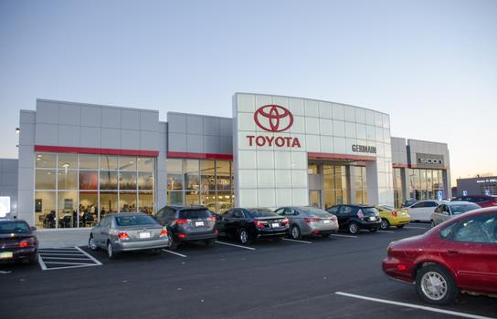Germain Toyota of Columbus 1