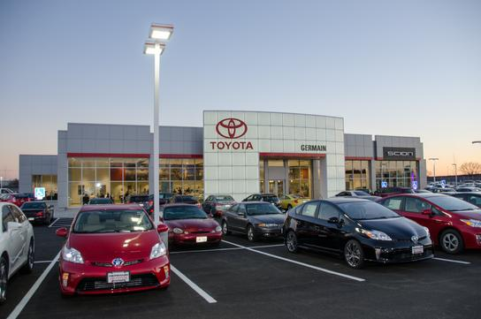 Germain Toyota of Columbus 3