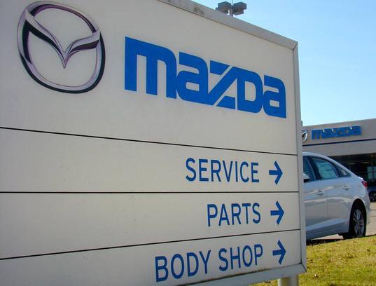 Barnes Crossing Hyundai Mazda : Tupelo, MS 38804 Car ...