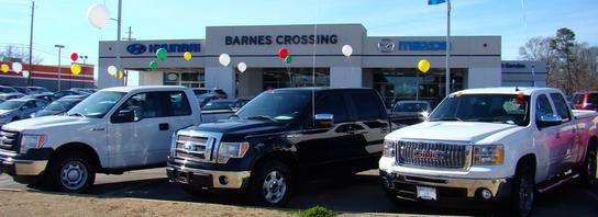 Barnes Crossing Hyundai Mazda 3