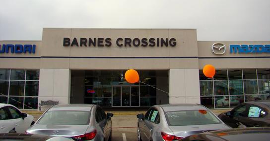Barnes Crossing Hyundai Mazda