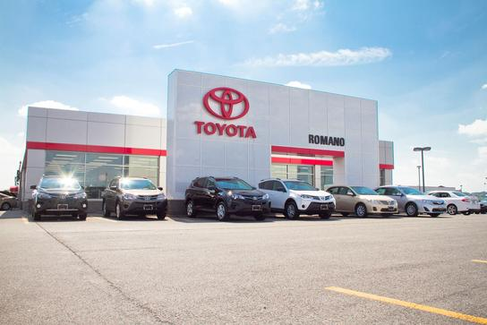 romano toyota east syracuse ny 13057 car dealership and auto financing autotrader. Black Bedroom Furniture Sets. Home Design Ideas