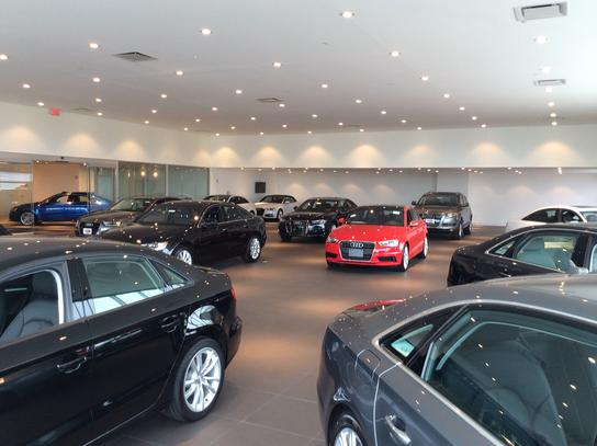 Audi Morton Grove Morton Grove IL Car Dealership And - Audi car lot