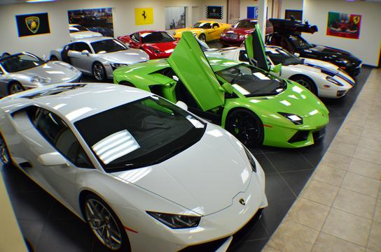 Empire Exotic Motors Car Dealership In Addison Tx 75001