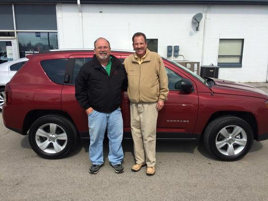 Tim Short Chrysler Dodge Jeep RAM Ford of Morehead 2