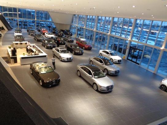 Audi freehold car dealership in freehold nj 07728 8532 for Freehold motor vehicle agency